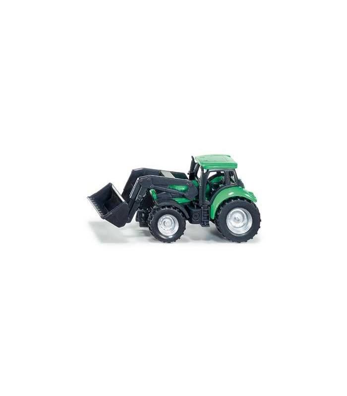 Siku Tractor Deutz con cargador frontal