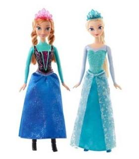 Muñecas de Frozen