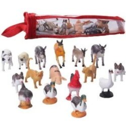 Wild Republic animales granja
