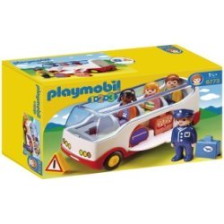 Playmobil 6773 - 1.2.3 Autobús