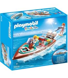 Playmobil 9428 Lancha Motora con Motor Submarino