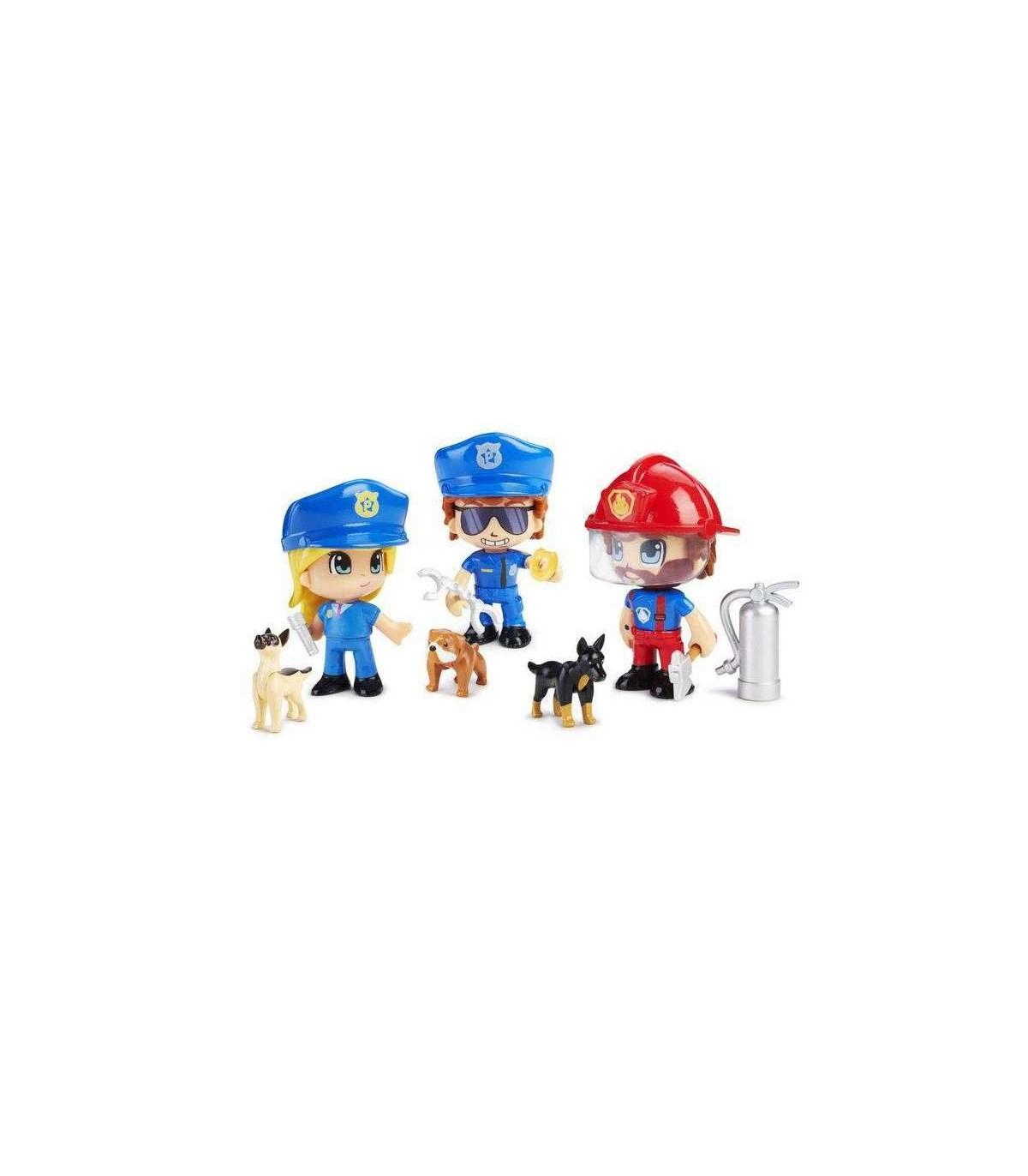 PinyPon Action Figura emergencias 700015151 Famosa