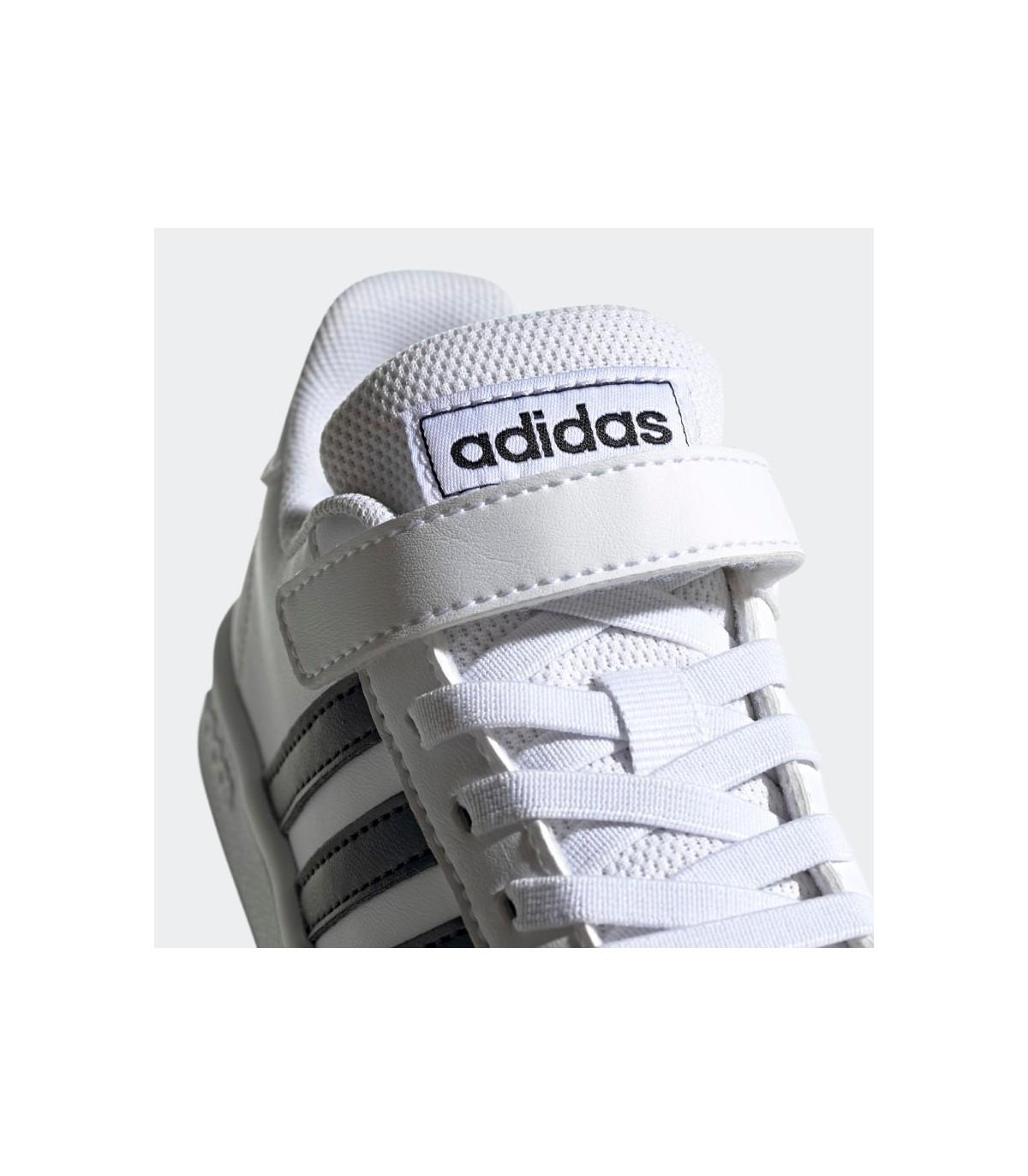 adidas court velcro