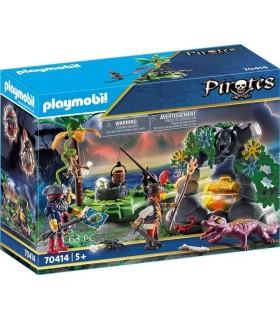 Playmobil 70414 Escondite Pirata