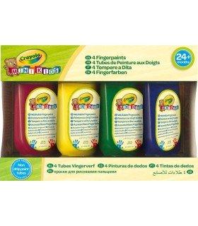 Pintura de Dedos Lavable Crayola