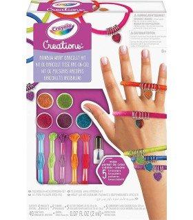 Crea Tus Pulseras Arco-iris Crayola