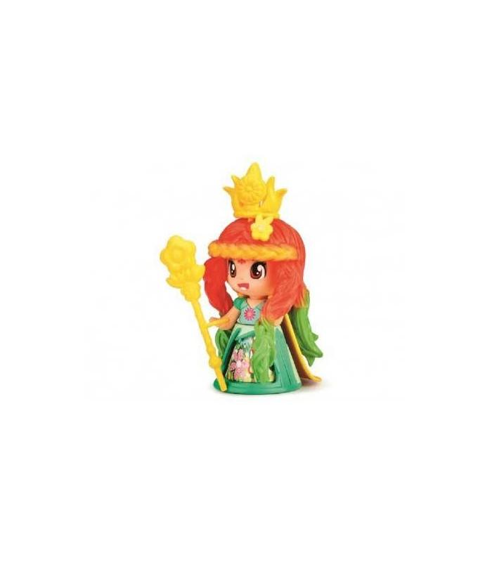 PinyPon Princesas Vestido Verde