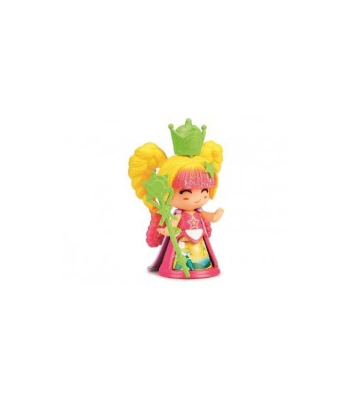 PinyPon Princesas Vestido Fucsia