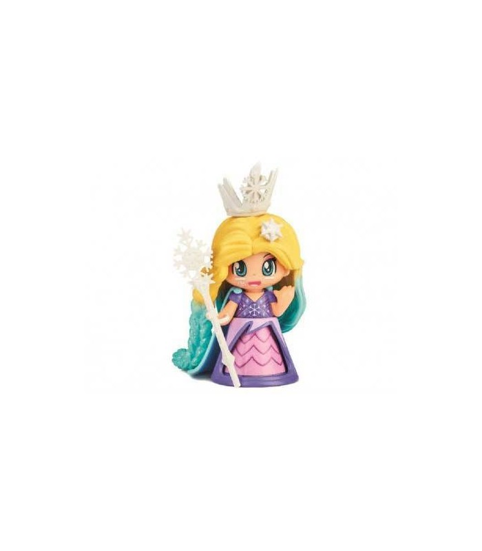 PinyPon Princesas Vestido Morado
