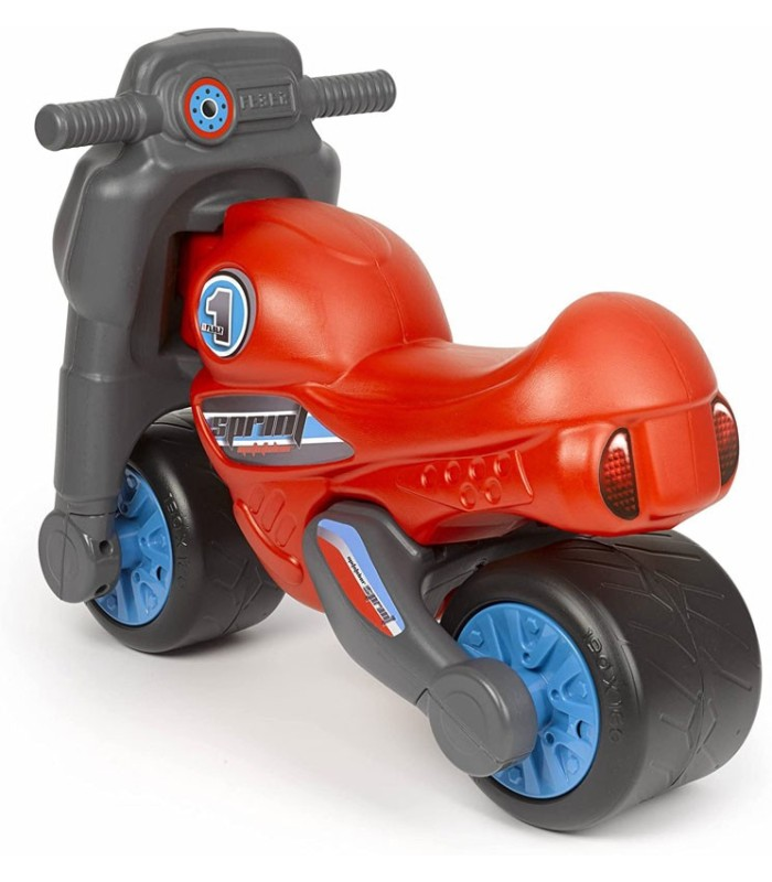 Correpasillos Motofeber Sprint Rojo