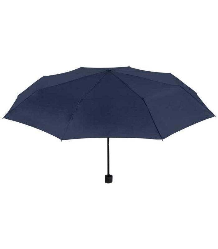 Paraguas Plegable Hombre Perletti azul abierto