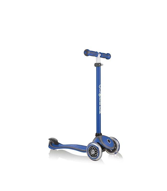 Patinete Globber GO.UP Comfort Navy Blue modo scooter
