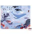 Puzzle Océano Ártico Janod 100 Piezas