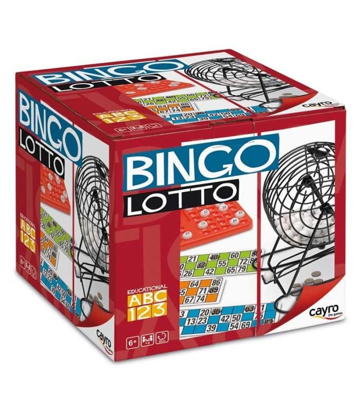 Bingo Bombo Metal Cayro