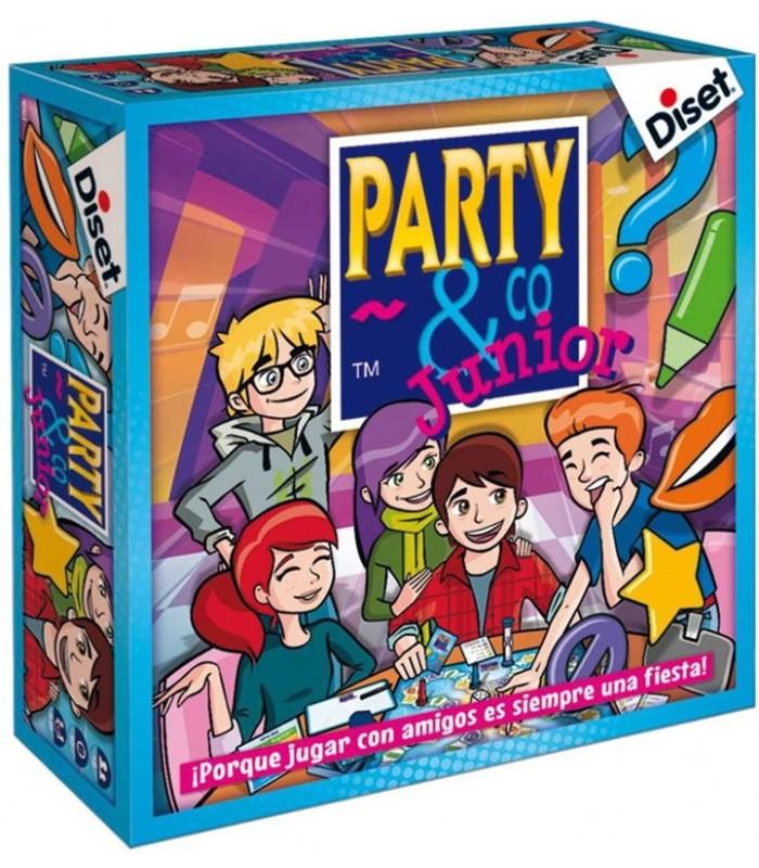 Party & Co Junior Diset