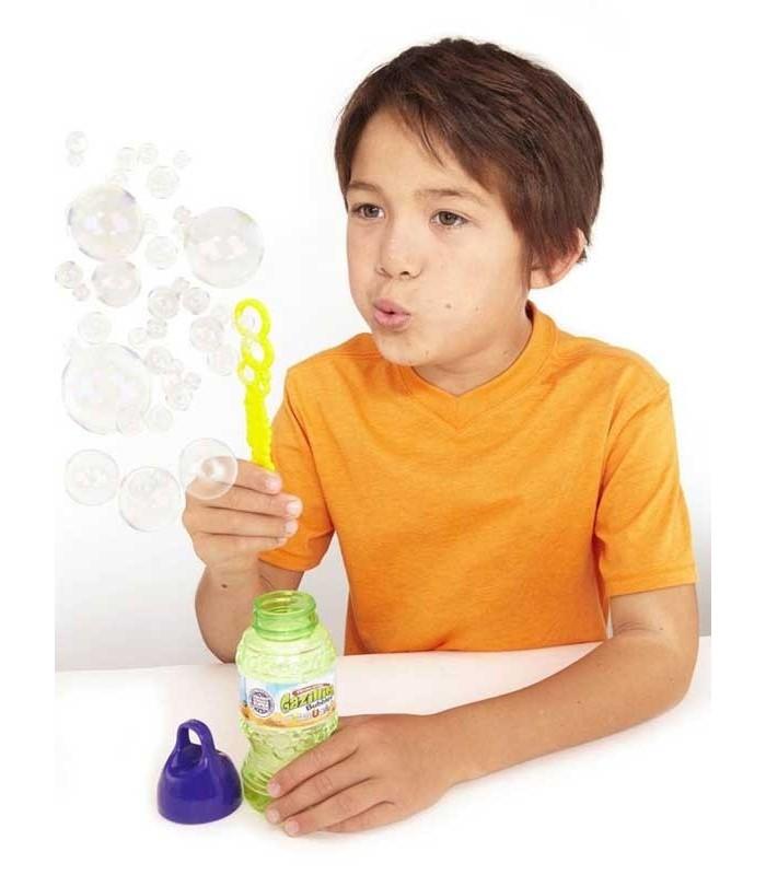 Botella Solución Burbujas Grazillion 237 ML
