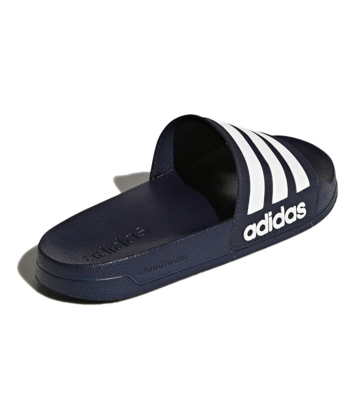 Chanclas Adidas Adilette Cloudfoam Azul/ Blanco