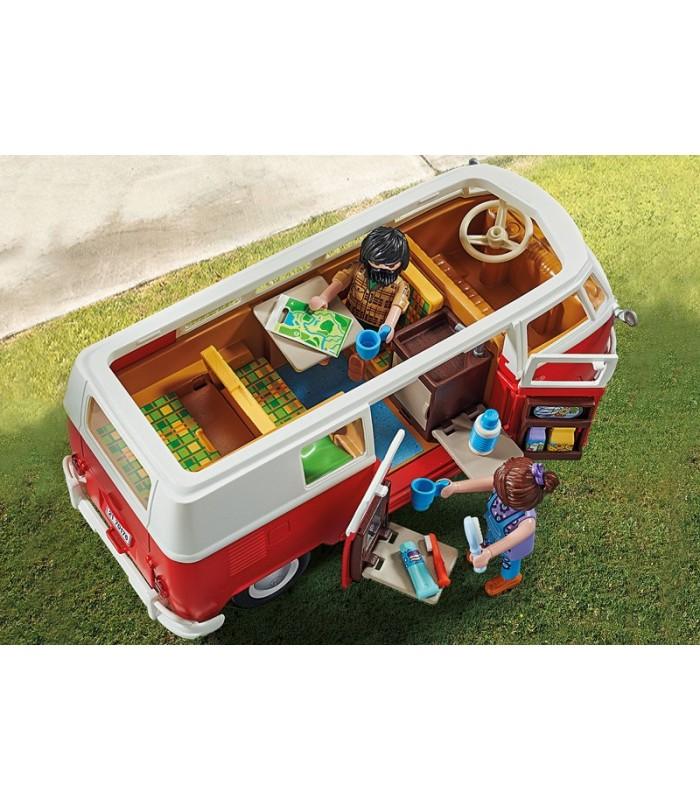 Volkswagen T1 Camping Bus Playmobil 70176