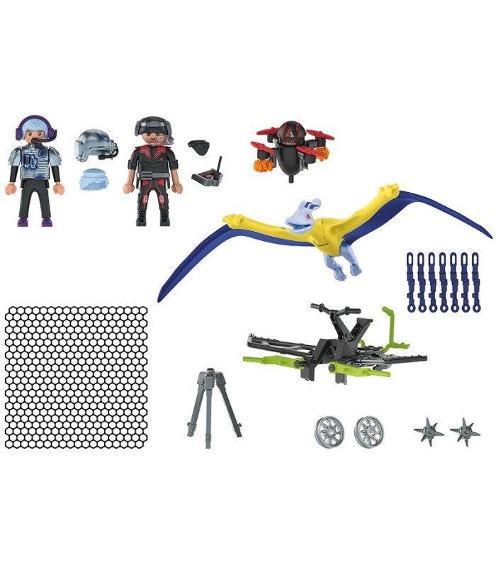 Pteranodon: Ataque Desde el Aire Playmobil 70628