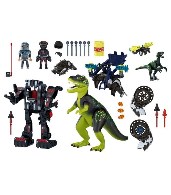 T-Rex: Batalla de los Gigantes Playmobil 70624