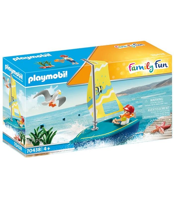 Velero Playmobil 70438