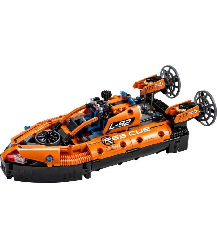 Aerodeslizador de Rescate Lego Technic 42120