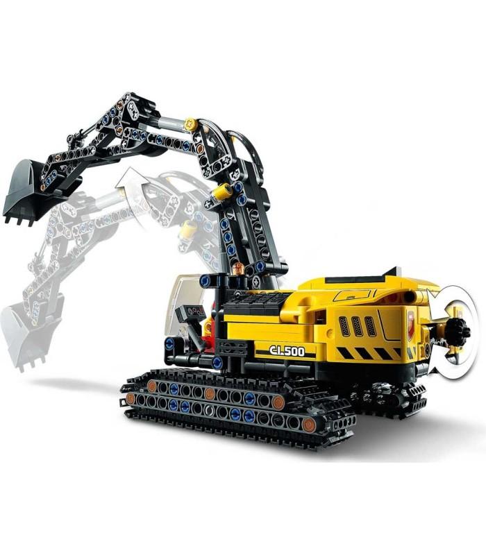 Excavadora Pesada Lego Technic 42121