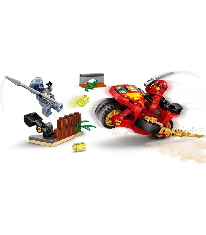Moto Acuchilladora de Kai Lego Ninjago 71734