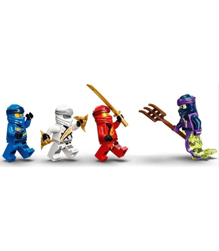 Vuelo Final del Barco de Asalto Ninja Lego Ninjago 71749