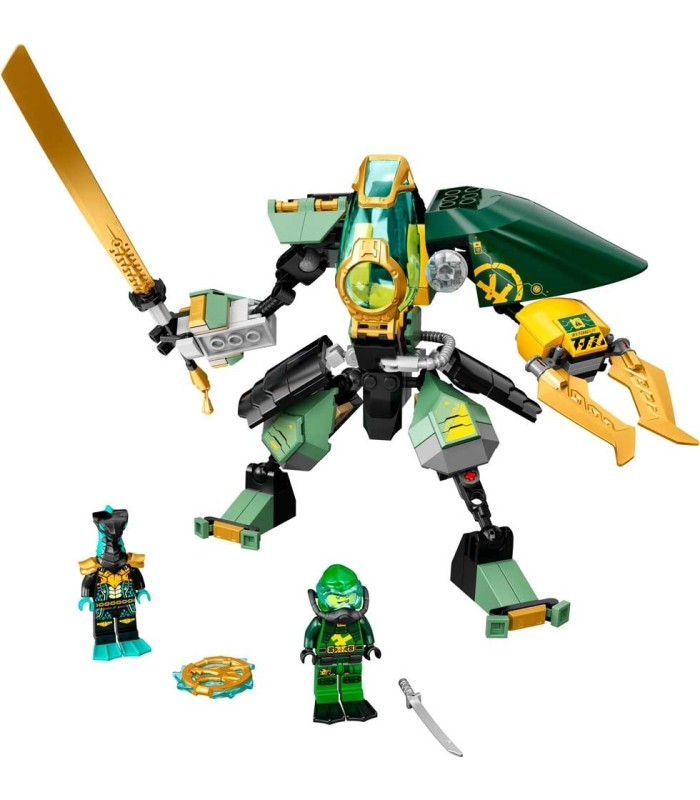 Robot Hidro de Lloyd Lego Ninjago 71750