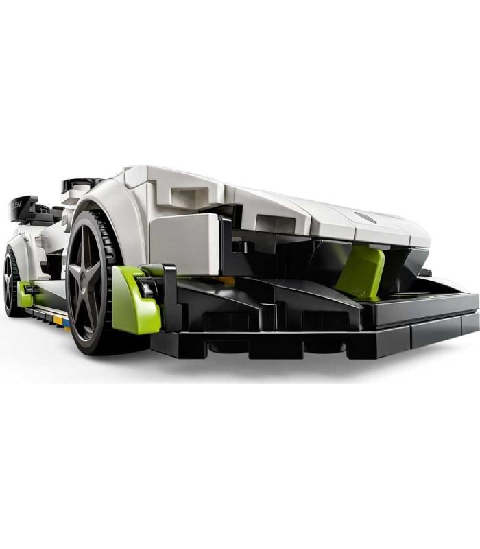 Koenigsegg Jesko Lego 76900