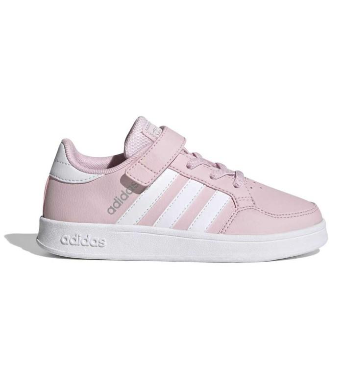 Deportiva Adidas Breaknet Rosa
