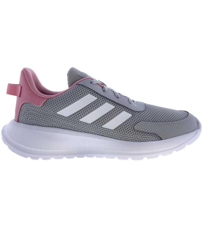 Deportiva Adidas Tensaur Run K Gris