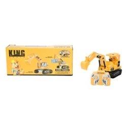 King grúa excavadora control remoto