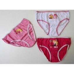 Barbie pack 3 braguitas