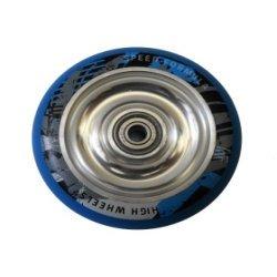 KRF Rueda 88A  azul y plata