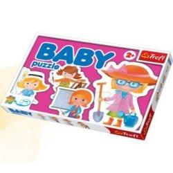 Treft puzzle baby profesiones