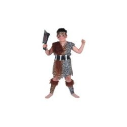 Disfraz cavernícola niño