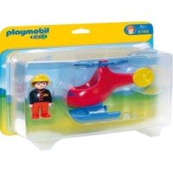 Playmobil 6789 - Helicóptero de rescate