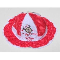 Gorra casquete bebe Minnie