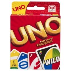 Uno juego de cartas