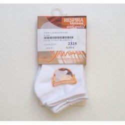 Ysabel Mora pack 3 calcetines blancos