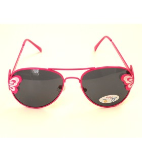 Kiddus gafas fabulous metal mariposas
