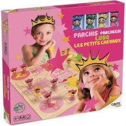 Cayro parchis princesas