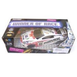 Coche radio control Winner of race