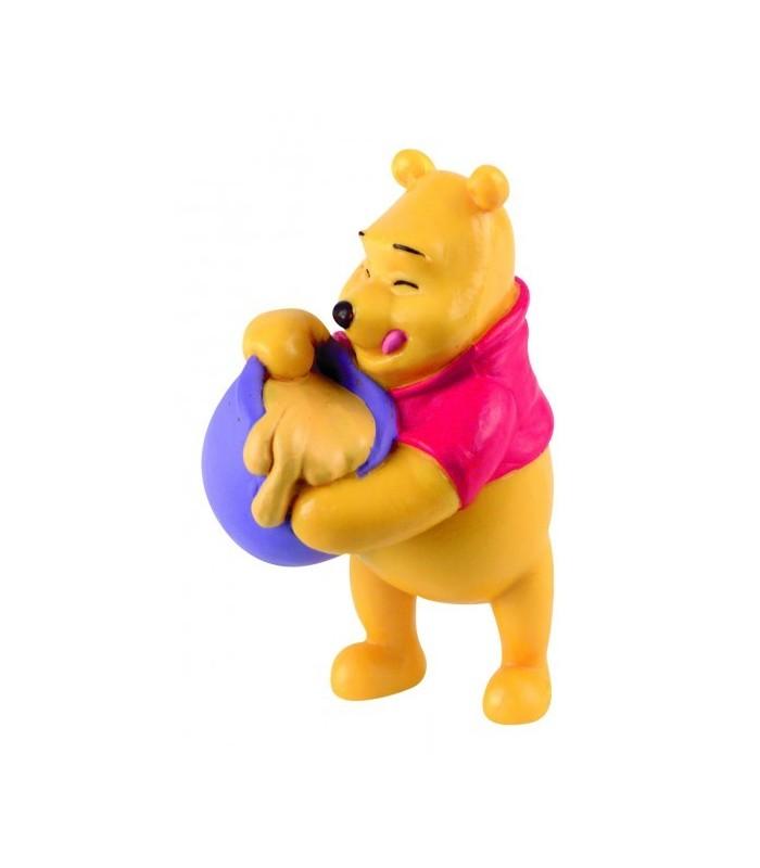 Winnie the Pooh con miel